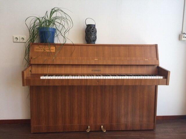 Piano's voor de jongeren van Youz
