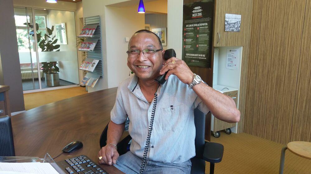 Donateur van Vrienden Parnassia Groep